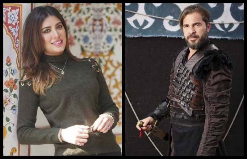 Mehwish Hayat reveals she has a huge crush on Engin Altan Düzyatan