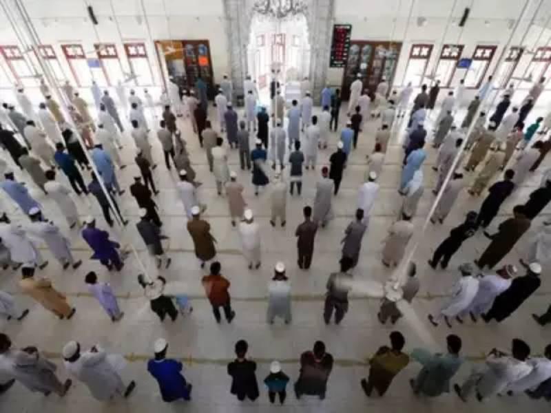 Sindh allows Jumu'atul-Wida, Eid prayers as per 20-point guidelines