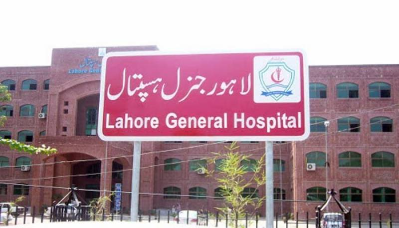 Over dozen doctors at Lahore General Hospital test positive for COVID-19