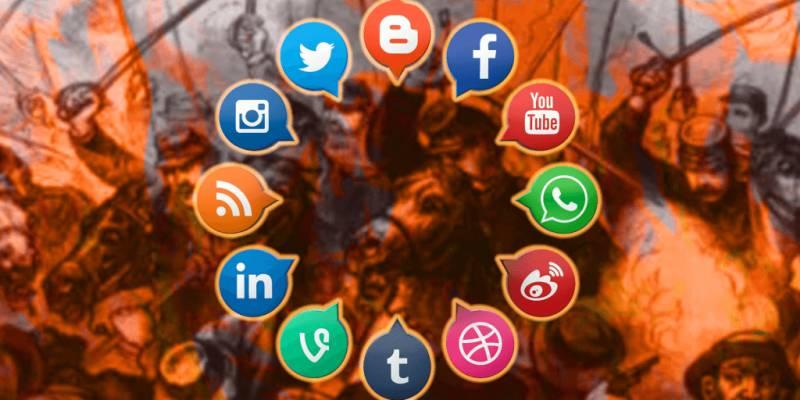 Violence through Social Media