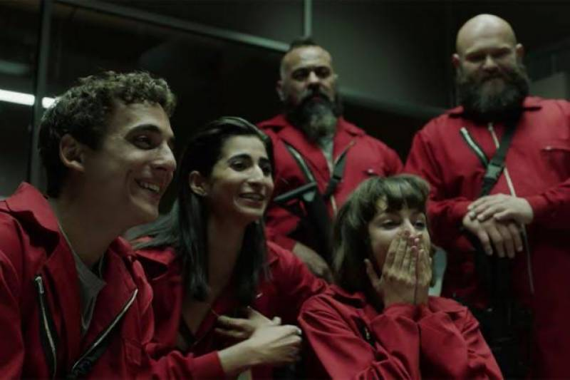Why was Money Heist nearly cancelled?