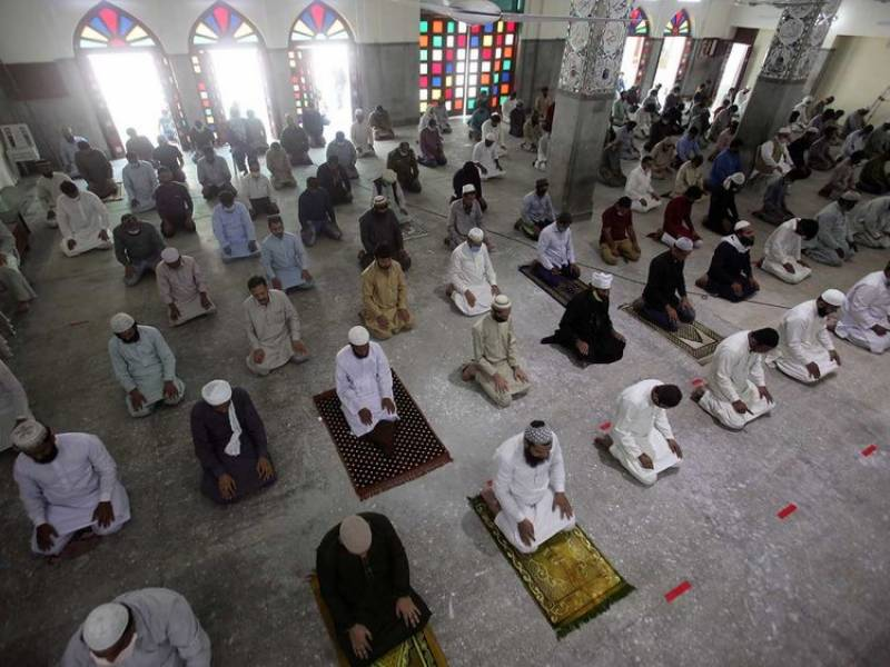 Juma-tul-Wida being observed today with religious solemnity, strict SOPs