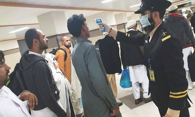 285 stranded Pakistanis return home in two special flights