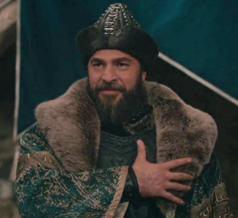 'Ertuğrul' wishes Eid Mubarik to Pakistan – VIDEO