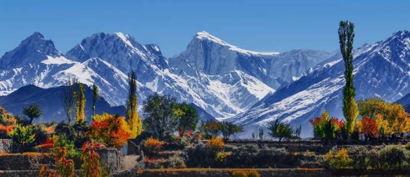 Hunza, a valley in waiting by invitation only
