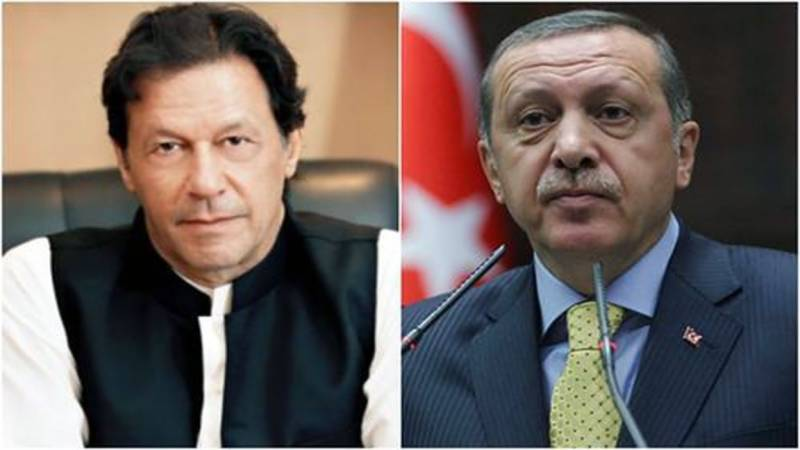 Pakistan, Turkey agree to jointly control COVID-19 spread