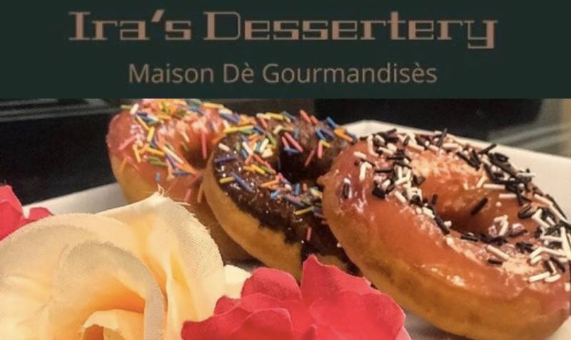 Ira's Dessertry: A world full of flavours and fillings