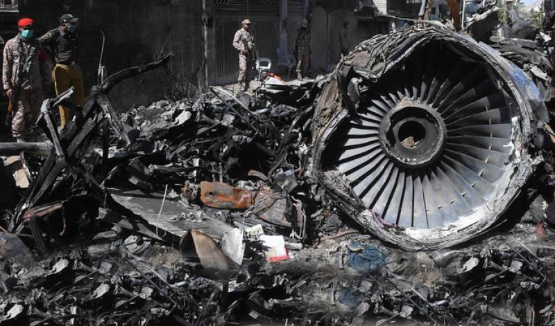AAIB starts investigations into PIA plane crash incident