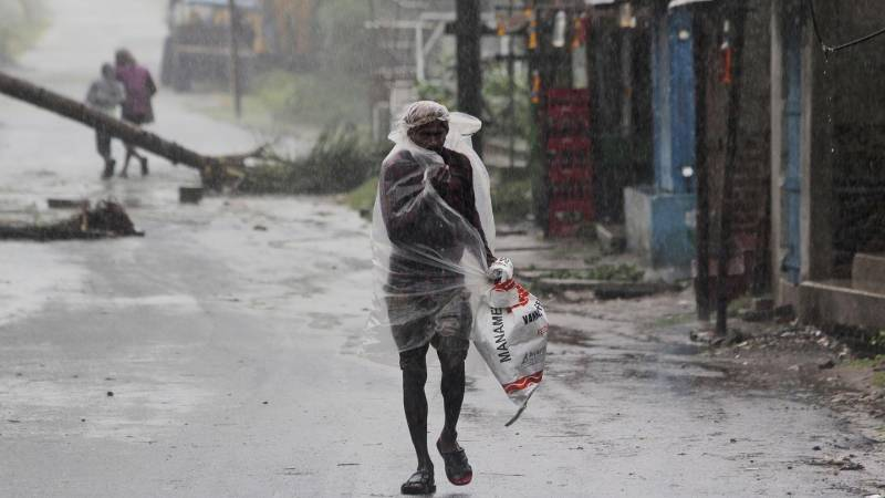Cyclone Amphan: Pakistan expresses grief over storm's devastation in Bangladesh, India