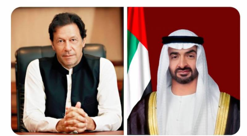 Pakistan, UAE decides to work closely to effectively contain COVID-19