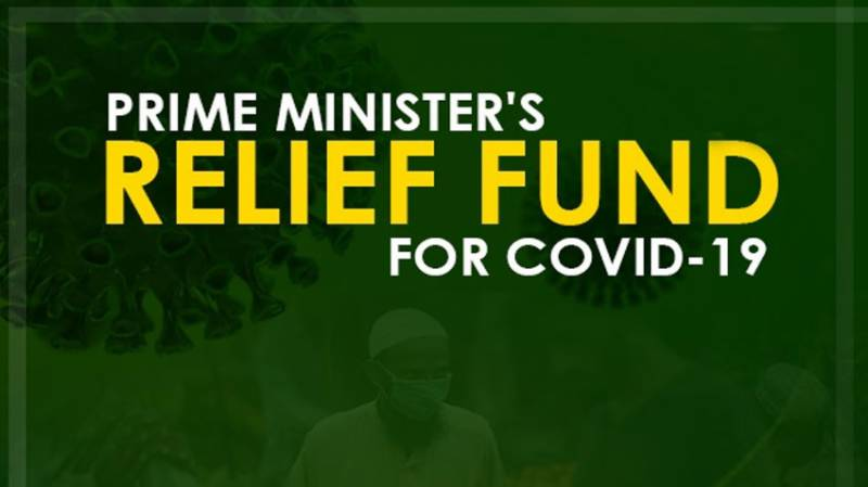 PM's COVID-19 Pandemic Relief Fund crosses Rs4 billion mark