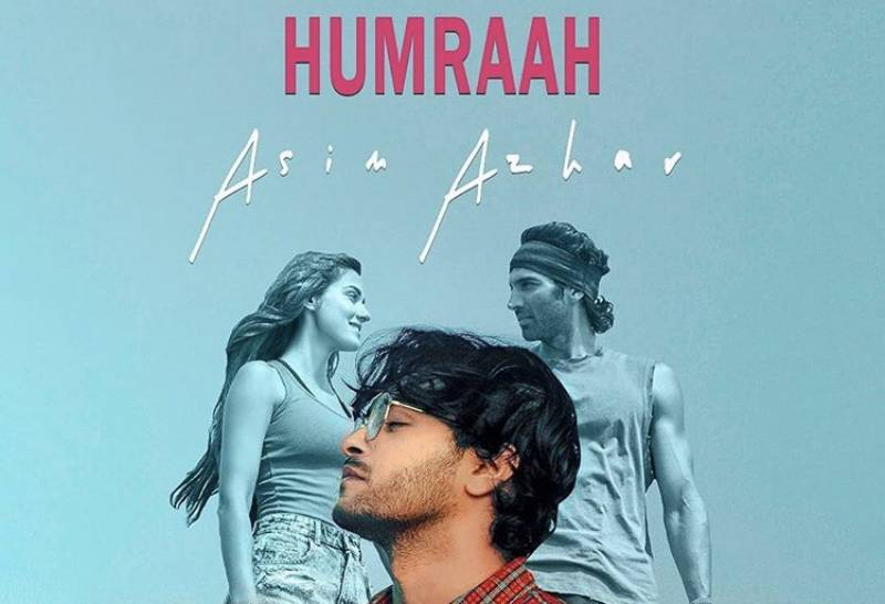 Asim Azhar releases his version of Bollywood song Humraah