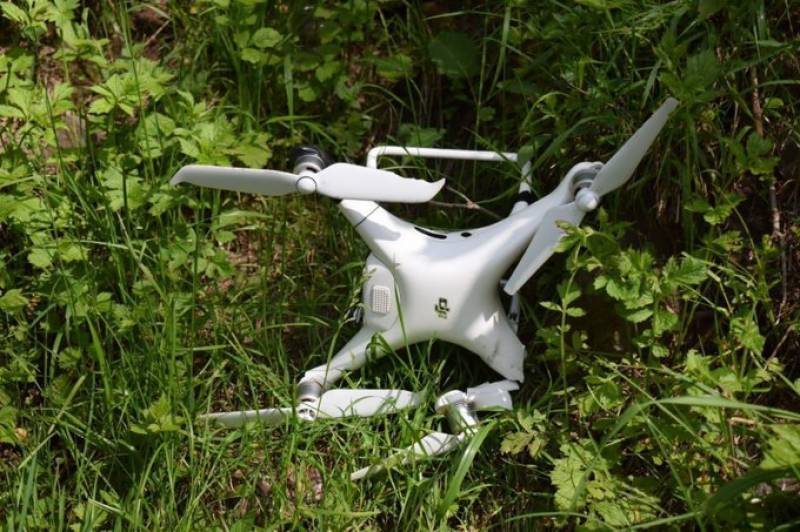 Pakistan Army shoots down Indian spy drone along LoC