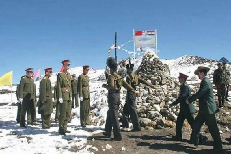 Tensions b/w China & India escalated after frequent skirmishes in Ladakh