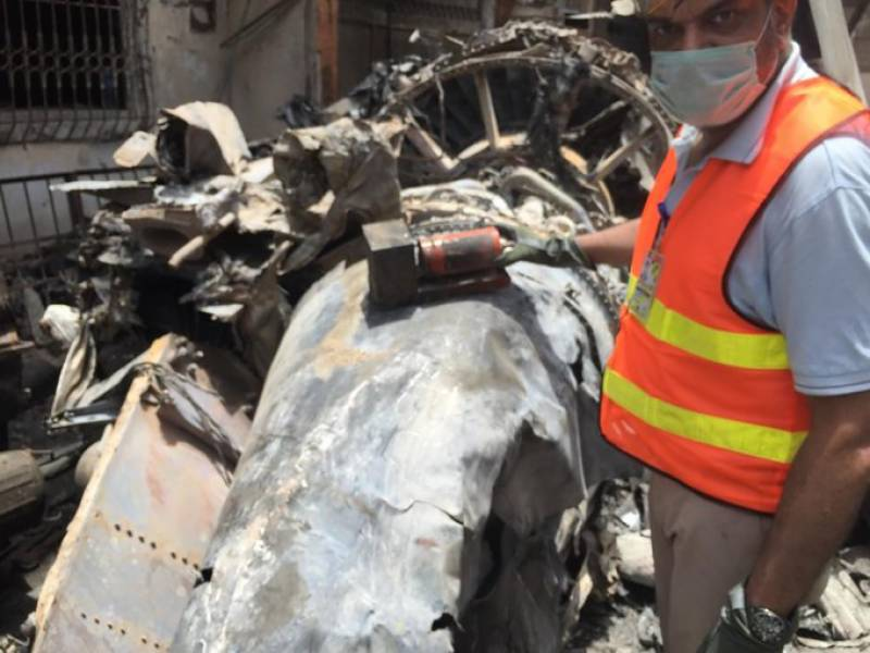 Major breakthrough in probe as 'key component' of crashed plane found