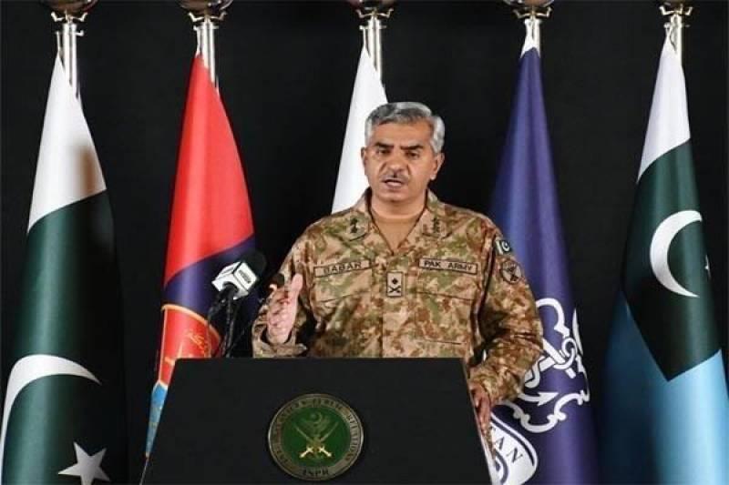 Pakistan Army spox says nuke tests created balance of power in region