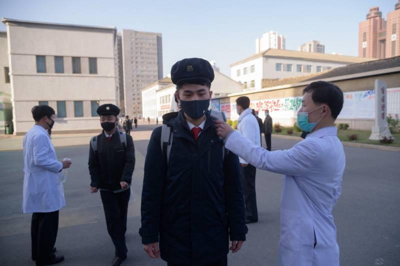 UK shuts embassy in North Korea over coronavirus restrictions
