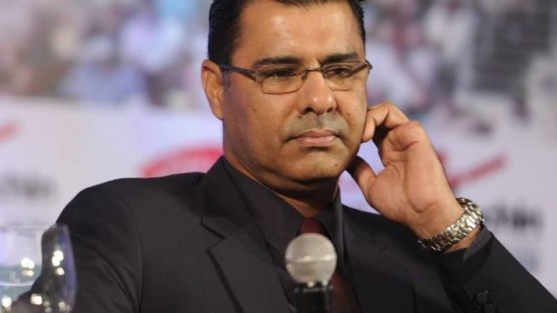 Waqar Younis announces to quit Twitter for good