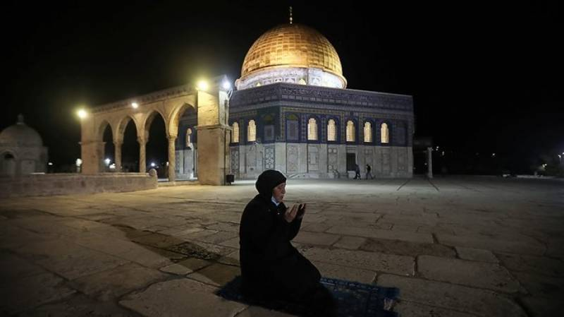 Al Aqsa mosque reopens after two months of closure over coronavirus