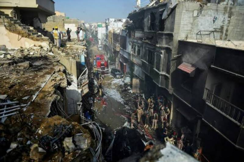 12-year-old victim of PIA plane crash succumbs to her injuries