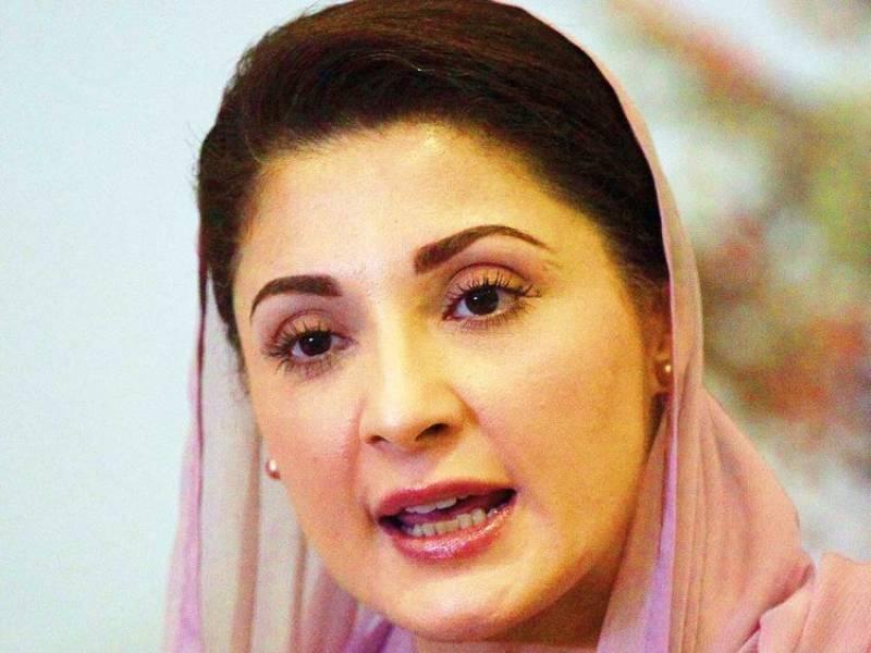 Maryam slams govt for targeting Nawaz Sharif instead of coronavirus