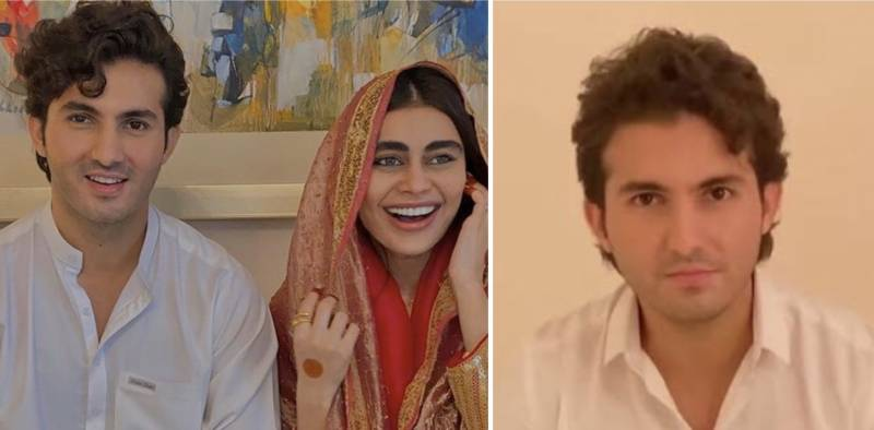 Shahroz Sabzwari responds to backlash regarding his second marriage with Sadaf Kanwal