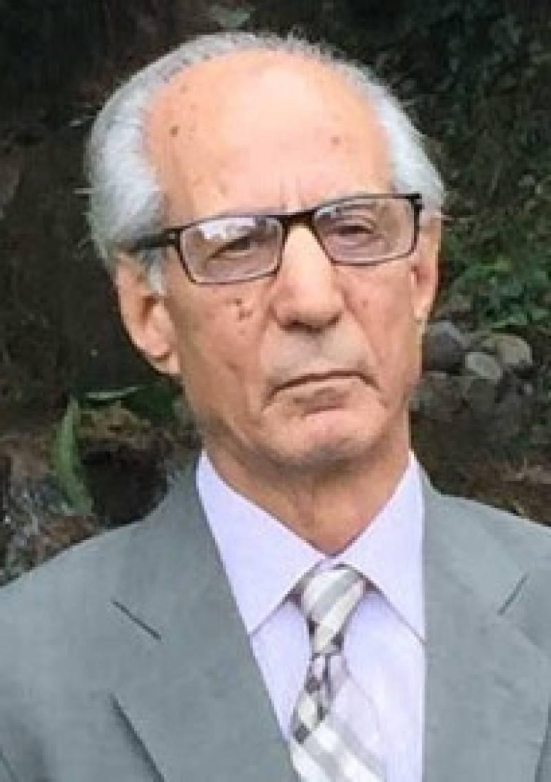 Kashmiri jurist Justice Sharif Bukhari passes away in Lahore