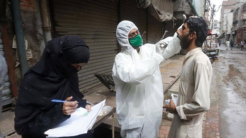 UN in collaboration with Pakistan launches Virtual Advocacy Campaign against coronavirus