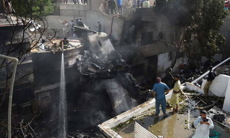 PIA plane crash report 'to be made public on 22nd'