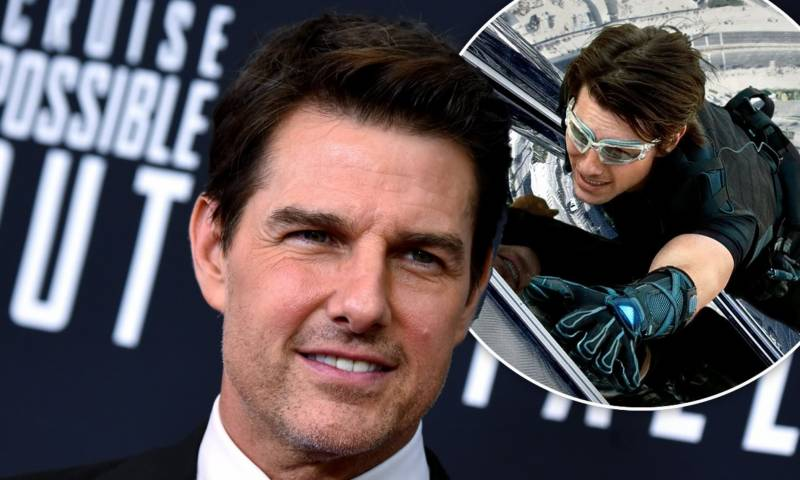 Tom Cruise 'plans to build Covid-free village' for Mission: Impossible 7 filming