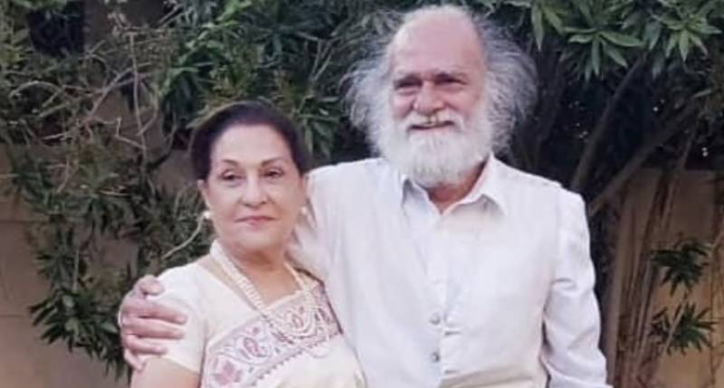 We are getting all this love because of Samina: Manzar Sehbai