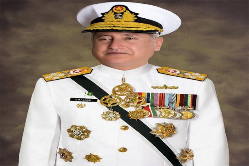 Pakistan Navy to make all out efforts for environment, marine life conservation: Naval Chief