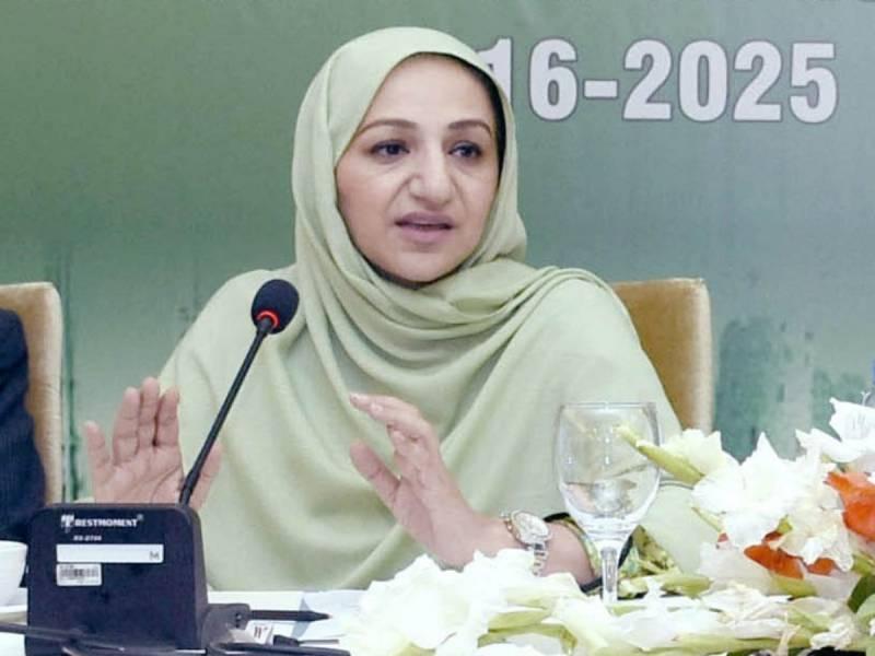 Pakistan's ex-health minister tests positive for coronavirus