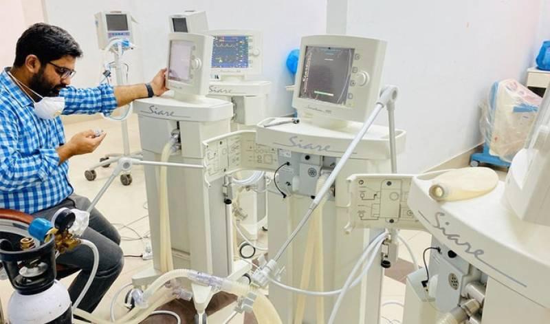 COVID-19: NDMA delivers 286 ventilators to federating units