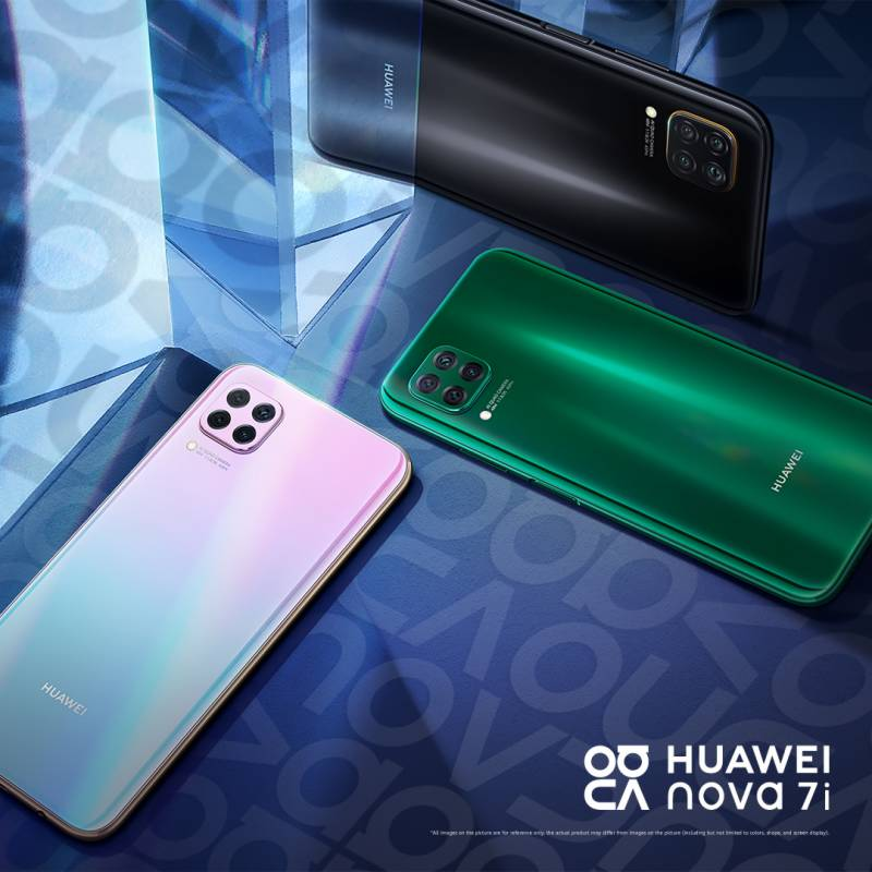 Huawei Nova 7i – The hottest selling secret weapon of mobile gamers
