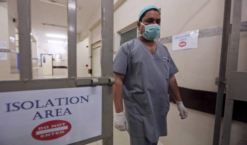 Senior physician catches coronavirus in Sialkot