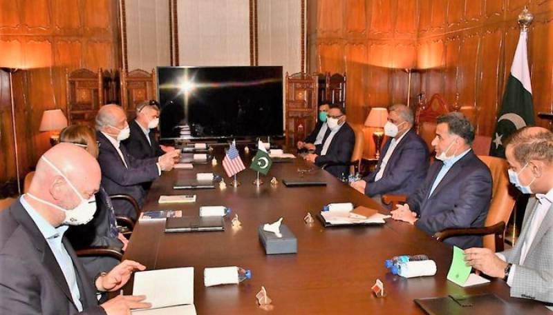 COAS Bajwa, US envoy Khalilzad discuss Afghan reconciliation process
