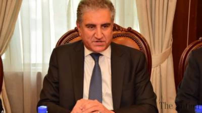 FM Qureshi draws immediate attention of int'l community towards Indian aggression to disrupt regional peace