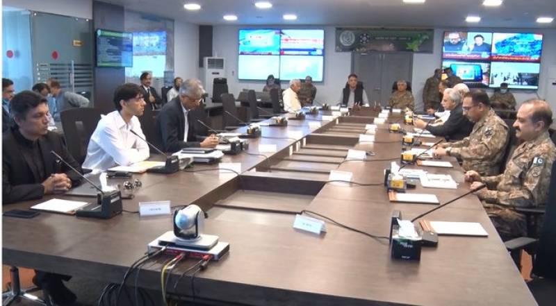 Provinces initiate strict action against SOPs violations: NCOC
