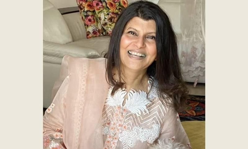 Rubina Ashraf in critical condition after testing positive for coronavirus