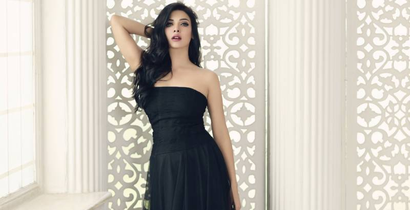 Sara Loren reveals first look of her action film 'Ishrat Made In China'
