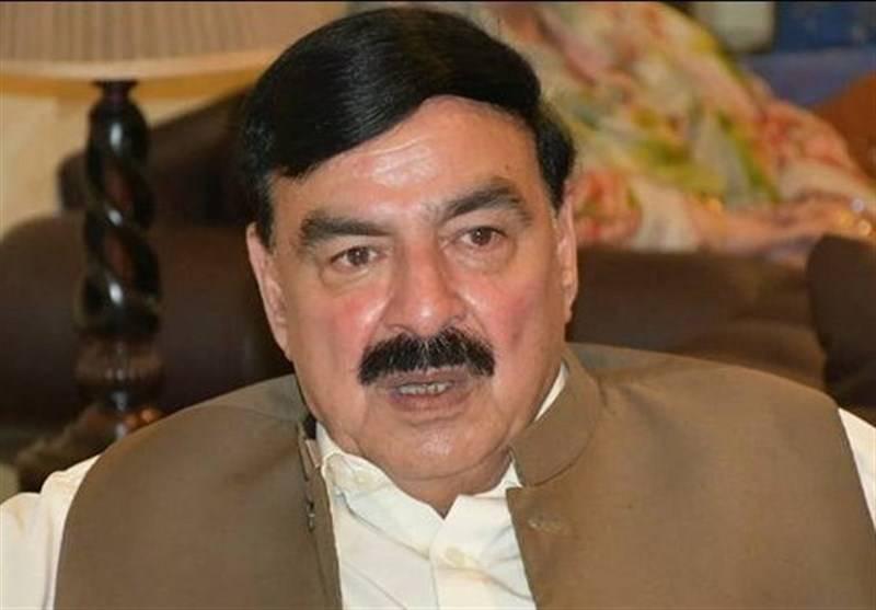 Sheikh Rasheed Ahmed tests positive for coronavirus