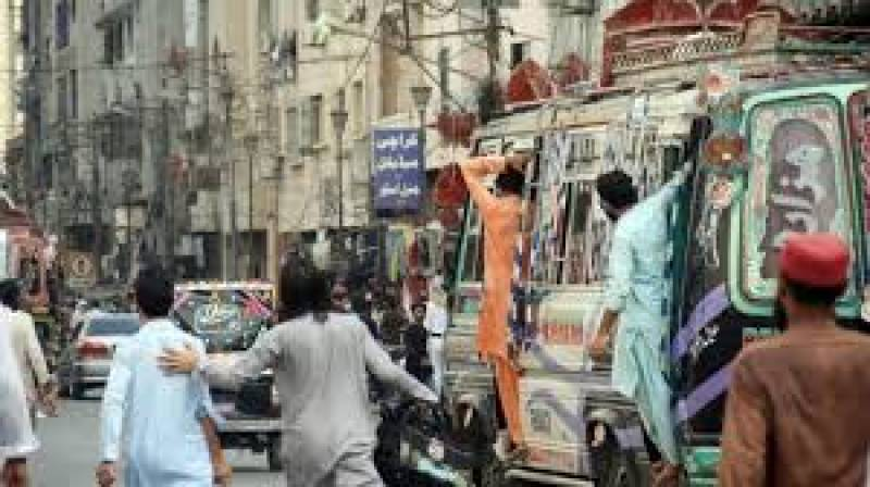 COVID-19: Sindh hints to ban public transport again over SOPs violation