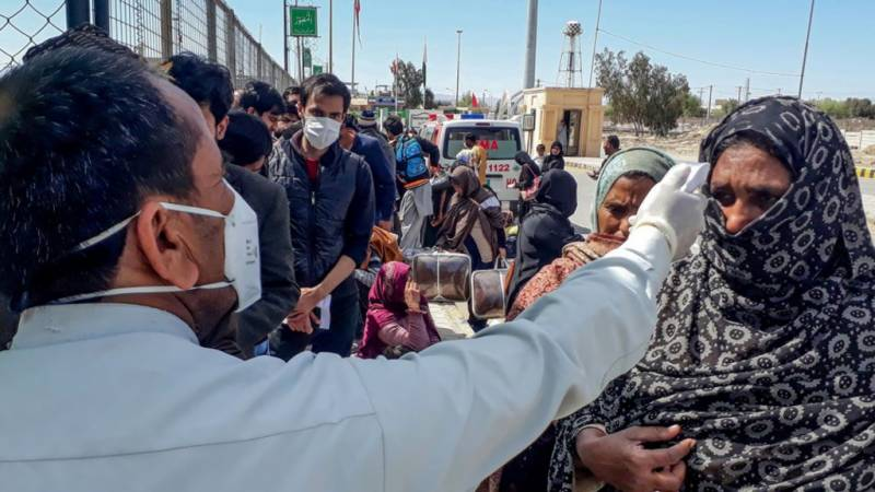 Pakistan taking care of Afghan refugees during COVID-19 pandemic