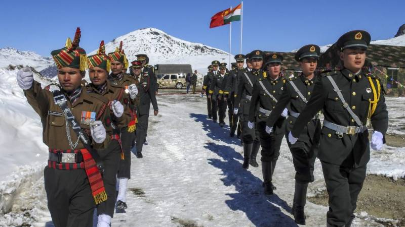China, India 'taking actions to ease situation along border'