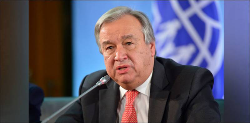 COVID-19 could spark global food emergency, warns UN Chief