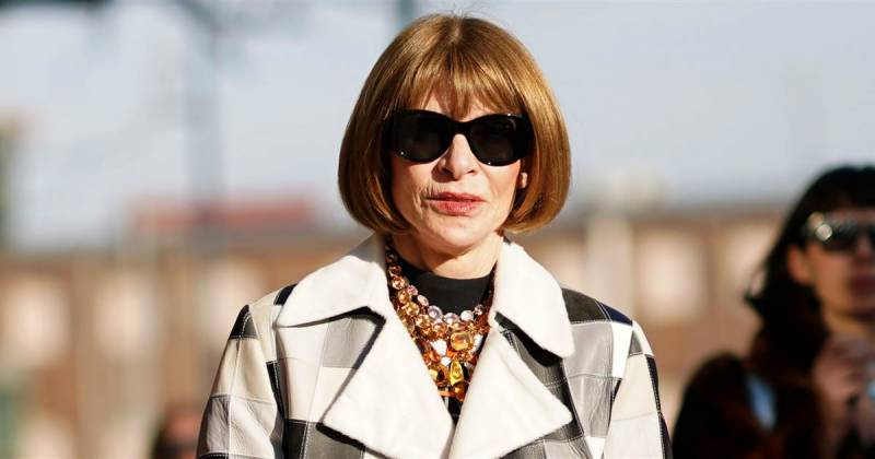 Anna Wintour apologises for race-related 'mistakes' at Vogue