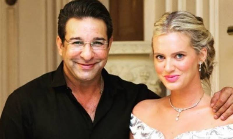 Wasim and I are living proof that colour means absolutely nothing: Shaniera Akram