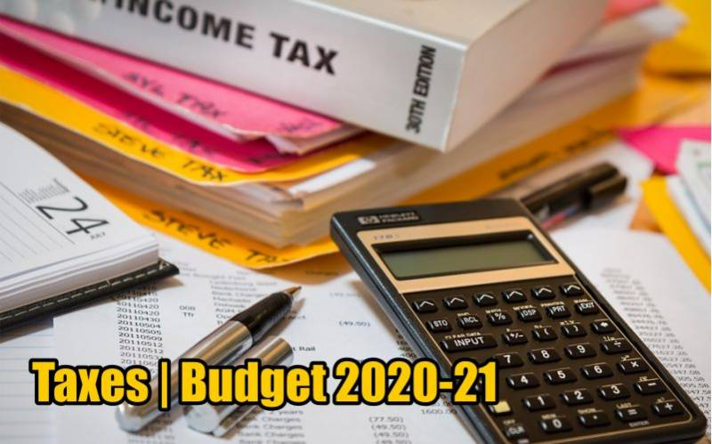 Big tax relief for Pakistanis in Budget 2020-21 amid Coronavirus horrors