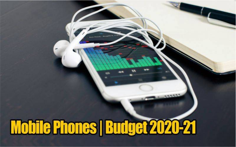 Budget 2020 – Pakistan cuts sale tax on locally-made mobile phones